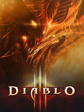 Diablo III Boxart