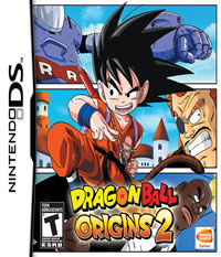 Dragon Ball: Origins 2 - NDS Boxart