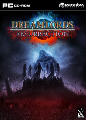 Dreamlords Resurrection Boxart