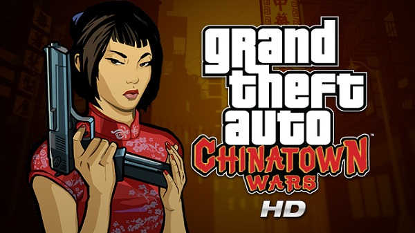 Grand Theft Auto: Chinatown Wars HD Boxart