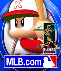 MLB Power Pros Touch 2010 - MB Boxart