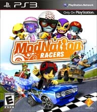 ModNation Racers Boxart