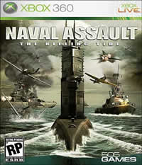 Naval Assault: The Killing Tide Boxart