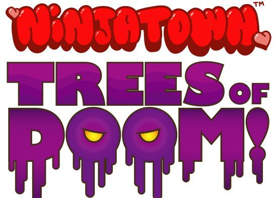 Ninjatown: Trees of Doom! - IP Boxart
