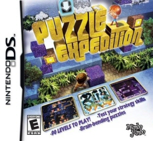 Puzzle Expedition - NDS Boxart