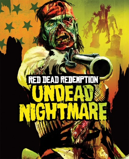 Red Dead Redemption: Undead Nightmare Boxart