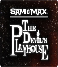 Sam & Max: The Devil's Playhouse Episode 2: The Tomb of Sammun-Mak Boxart