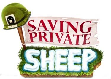 Saving Private Sheep Boxart
