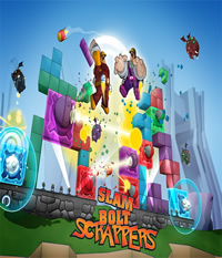 Slam Bolt Scrappers Boxart