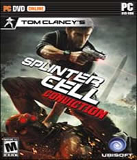 Tom Clancy's Splinter Cell ConViction Boxart