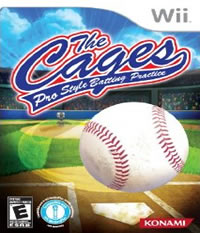 The Cages Pro-Style Batting Practice Boxart