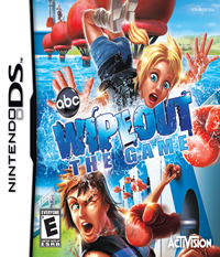 Wipeout: The Game - NDS Boxart