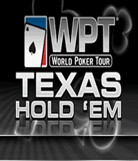 World Poker Tour Texas Hold 'Em - NDS Boxart