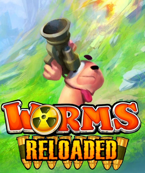 Worms Reloaded Boxart