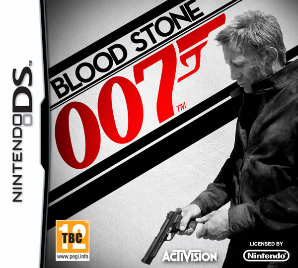 James Bond 007: Blood Stone - NDS Boxart