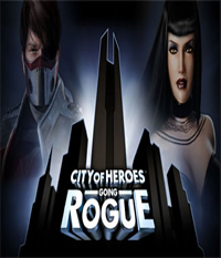 City of Heroes Going Rogue Boxart