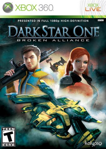 DarkStar One - Broken Alliance Boxart