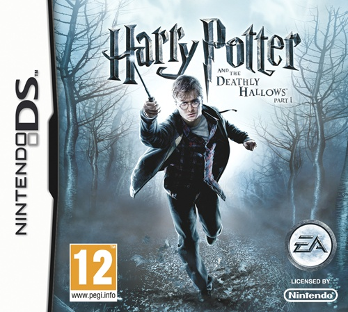 Harry Potter and the Deathly Hallows Part 1 - NDS Boxart
