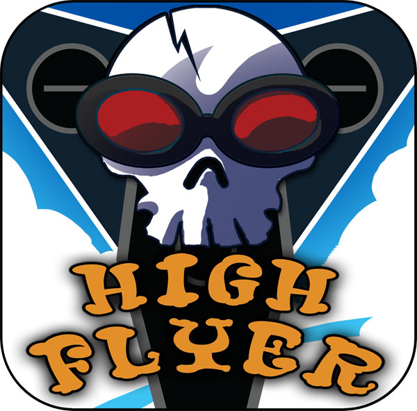 High Flyer Death Defyer Boxart