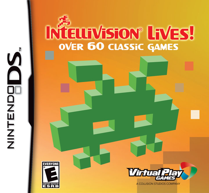 Intellivision Lives! - NDS Boxart