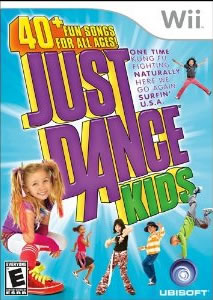 Just Dance Kids Boxart