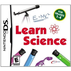 Learn Science Boxart