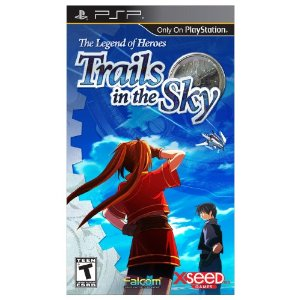 Legend of Heroes: Trails in the Sky Boxart