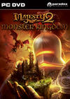 Majesty 2: Monster Kingdom Boxart