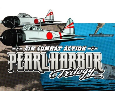 Pearl Harbor Trilogy Boxart