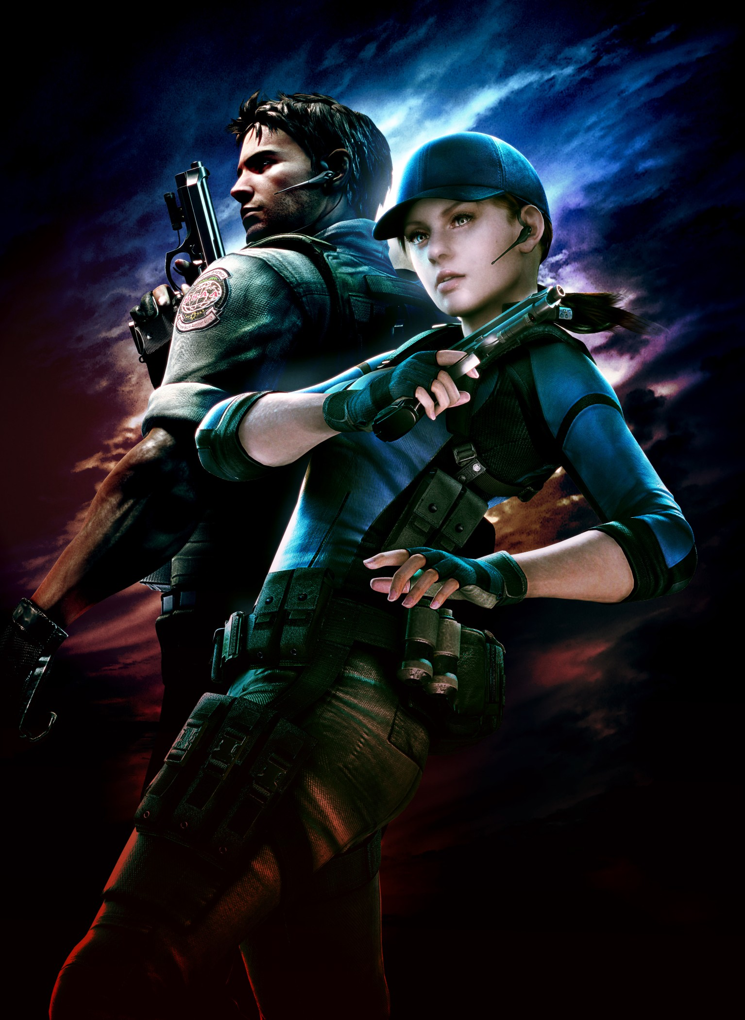 Resident Evil 5: LOST IN NIGHTMARES Boxart