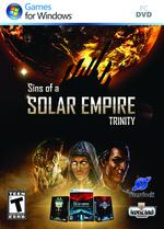 Sins of a Solar Empire - Trinity Boxart