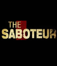 The Saboteur - IP Boxart
