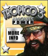 Tropico 3 Absolute Power Boxart