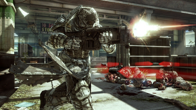 Gears of War 3 Screenshot - 841223