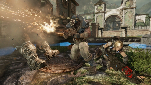 Gears of War 3 Screenshot - 868669