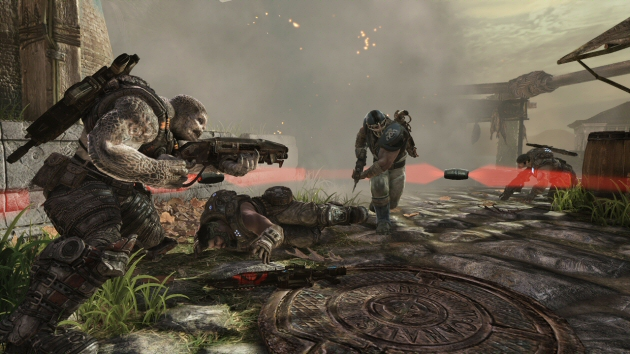 Gears of War 3 Screenshot - 841227