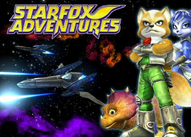 Star Fox Adventures Wallpaper