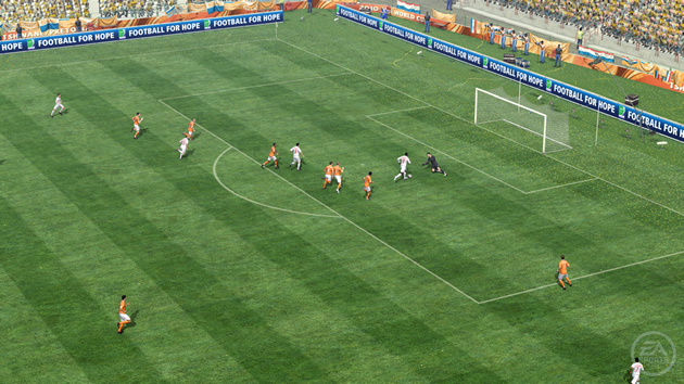 2010 FIFA World Cup South Africa Screenshot - 88712