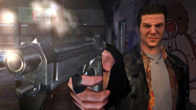 Max Payne - XB Image