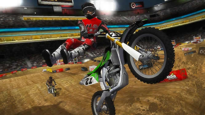 2XL Supercross Boxart