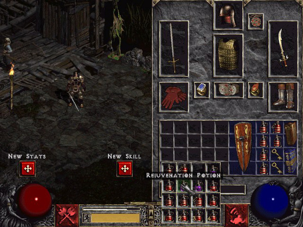 Diablo II - Feature