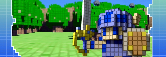 3D Dot Game Heroes Screenshot - 778851