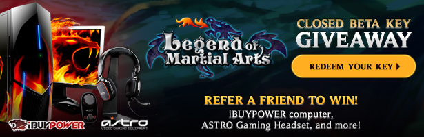 Legend of Martial Arts Screenshot - 816446