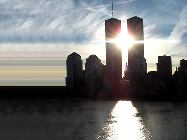 WTC twin towers