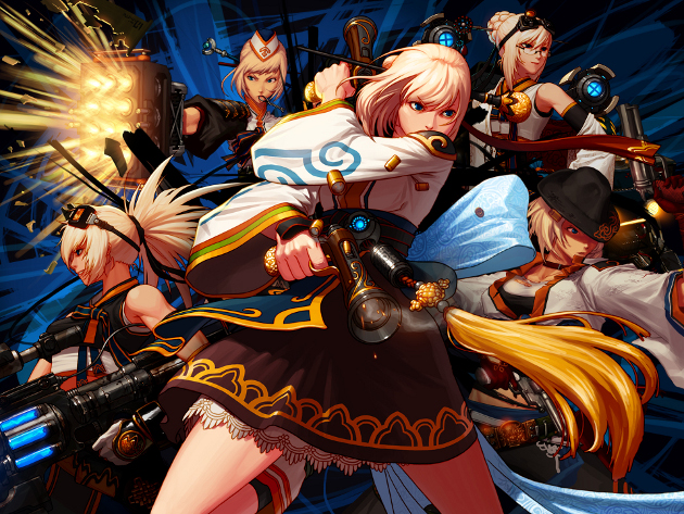 Dungeon Fighter Online Screenshot - 817256
