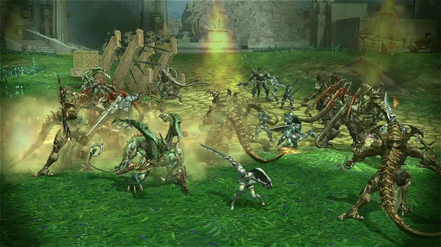 Aion: Assault on Balaurea - Feature