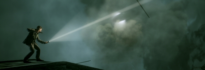 Alan Wake - The Writer DLC Image