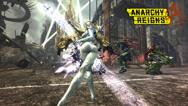 Anarchy Reigns Screenshot - 868269