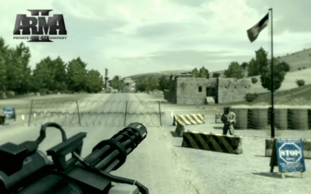 Arma II: Private Military Company Image
