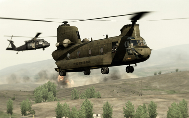 ARMA II Operation Arrowhead - Feature